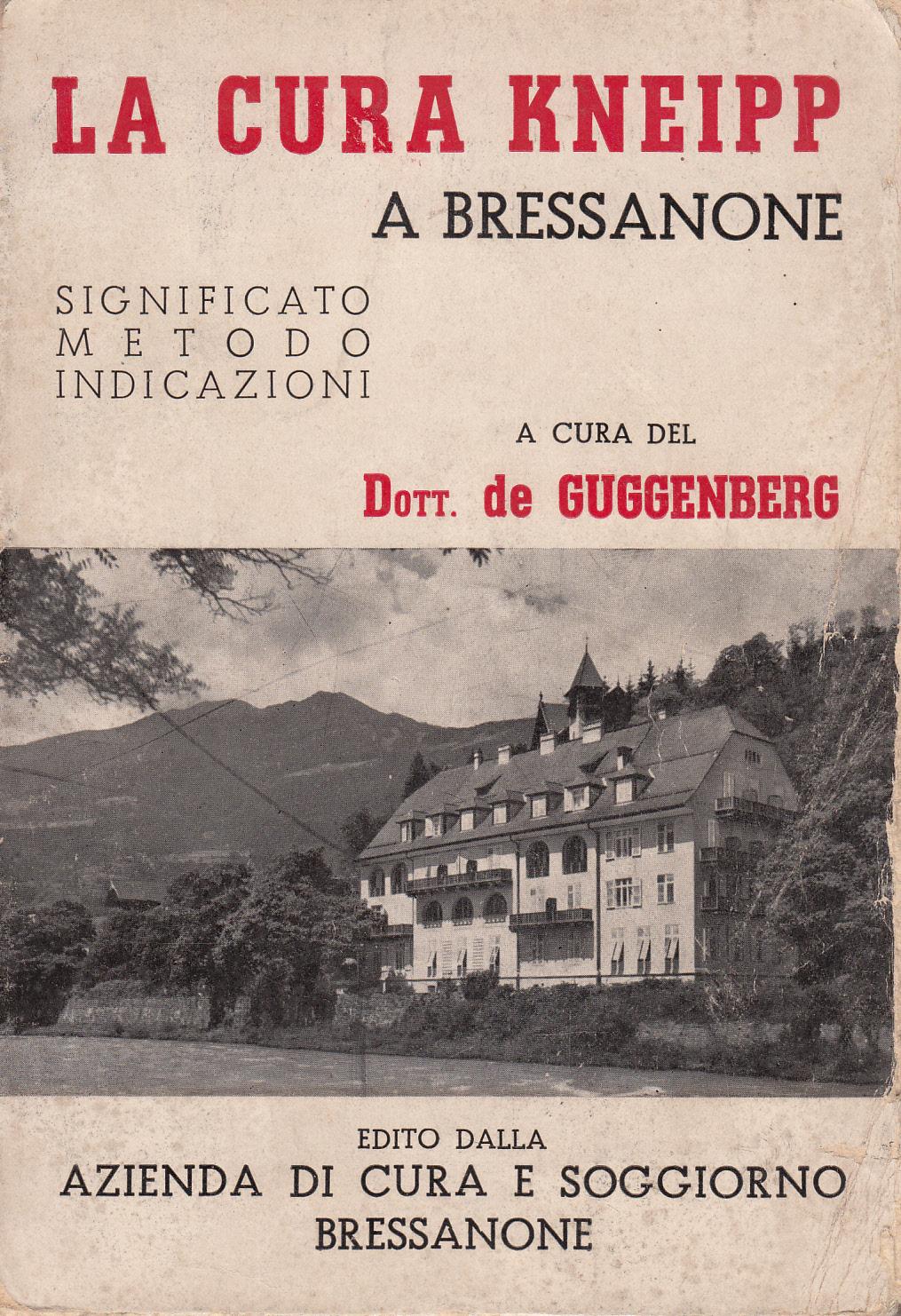 La cura Kneipp a Bressanone